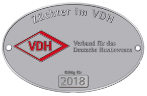 VDH-Plakette 2018